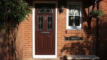 double glazed upvc composite doors porches